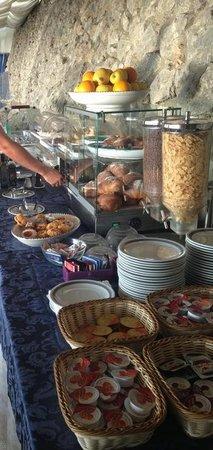 Hotel Locanda Costa Diva: Breakfast :)