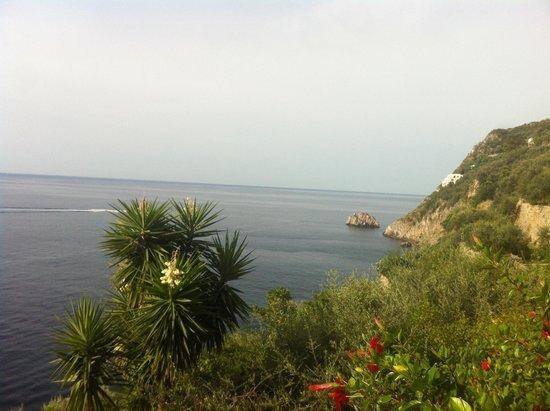Hotel Locanda Costa Diva: View!