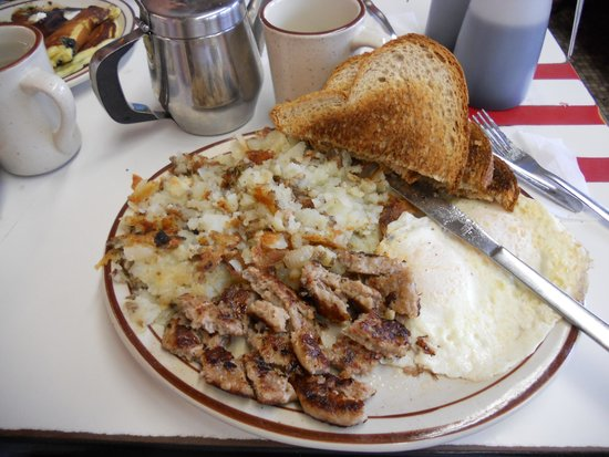 Mickey's Diner : The All Day Breakfast
