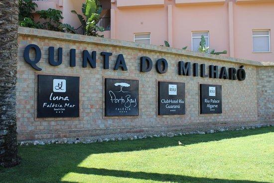 ClubHotel Riu Guarana: entrada