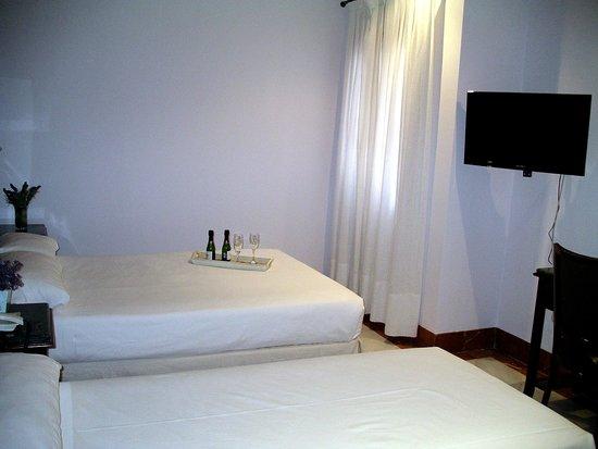 Hotel Baco: Doble / Double Room