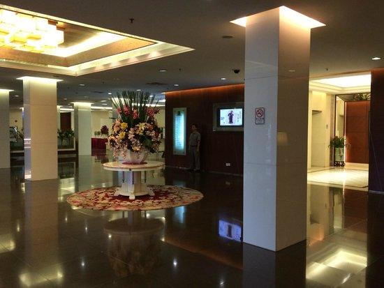 Liuhua Hotel : Lobby