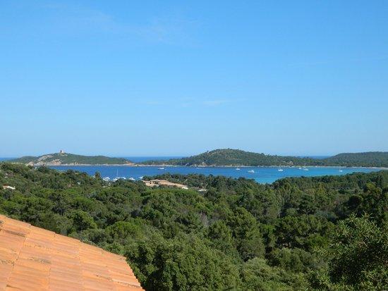 U Paesolu : Bellissima vista e bellissima spiaggia