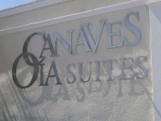 Canaves Oia Hotel: Hotel