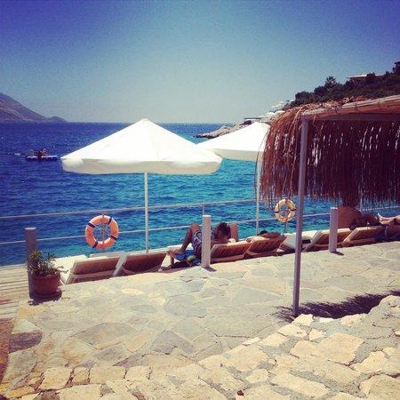 Amphora Hotel: Huzur