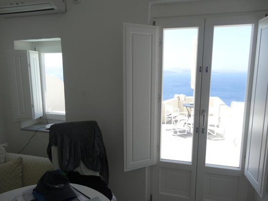 Canaves Oia Hotel: Room