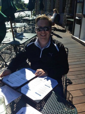 Stafford's Weathervane Restaurant : Awesome outdoor seating!
