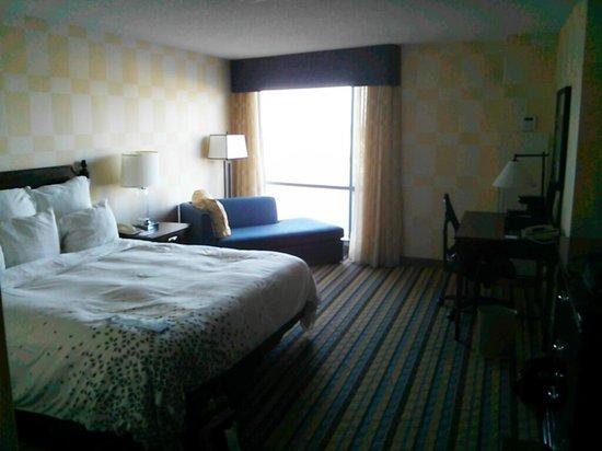 Renaissance Portsmouth-Norfolk Waterfront Hotel : Room 1001
