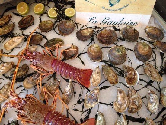 L'Acquario Degustazione: Oyster...