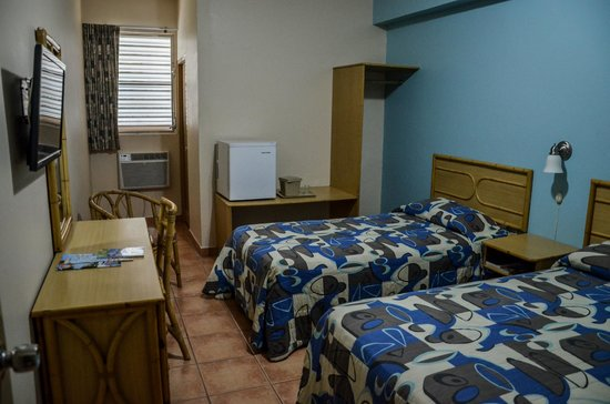Parador Boquemar: Standard Room
