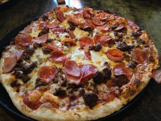 Soulshine Pizza Factory: The Carnivore