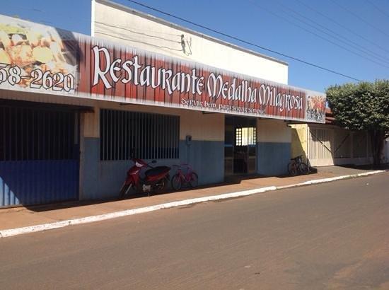 Frente Do Restaurante Foto De Restaurante Medalha