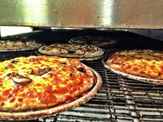Steak Cooking sausages frozen oven halogen in