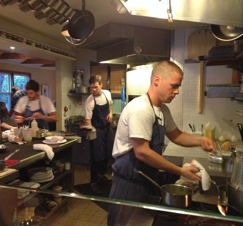 Glen Ellen Star: The Counter: Best Seat in the House