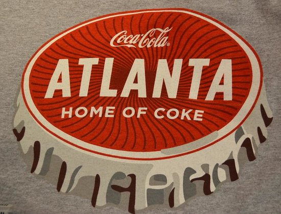 World of Coca-Cola: Cocacola Atlanta, GA.