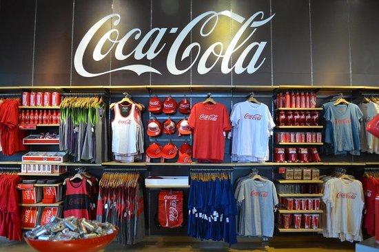 World of Coca-Cola: The Shop