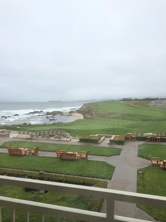 The Ritz-Carlton, Half Moon Bay: Lawn area