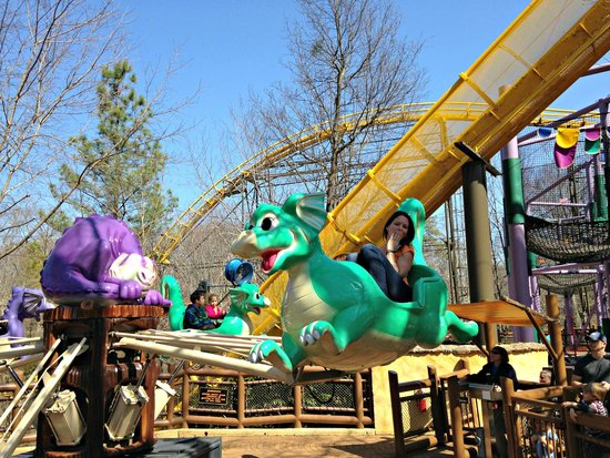 Flying Dragons Picture Of Busch Gardens Williamsburg
