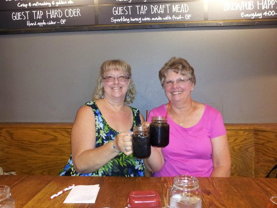 Glenwood Canyon Brewing Company: Their cold home-made root beer was perfect for a hot summer day.