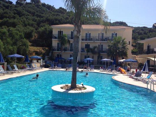 Zante Star: A great pool