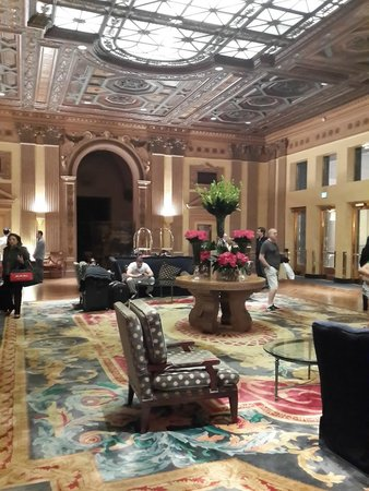 Millennium Biltmore Los Angeles : Lobby antiguo