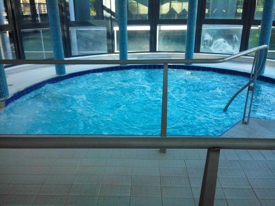 Aquabella Hotel : Le bain bouillonant