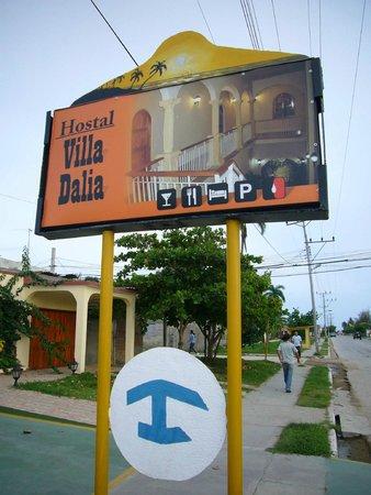 Hostal Villa Dalia: VILLA DALIA