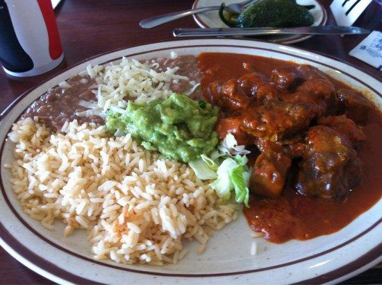 Guadalajara Grill: Colorado dish
