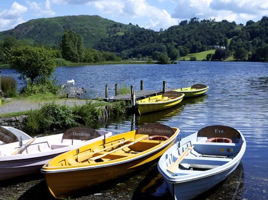 Faeryland: Beautiful Grasmere...