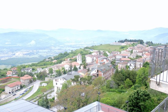 Hotel Dell'Arpa : Room with a View
