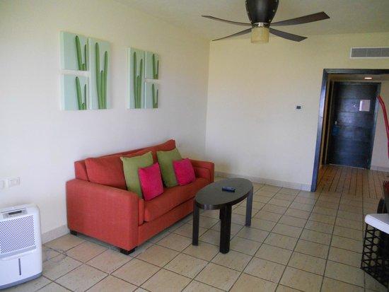 Ocean Coral & Turquesa: Entrada a la habitación 1107 del área Privilege