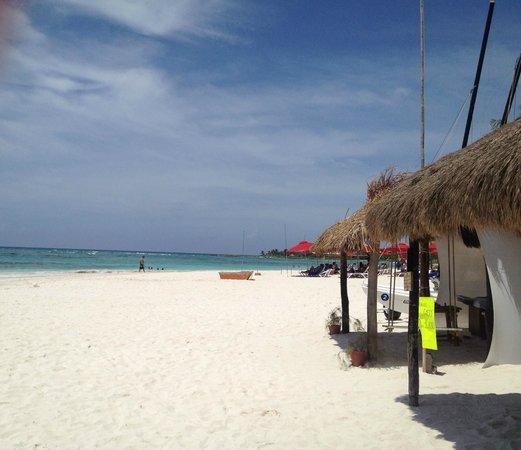 Bahia Divers: Dive beach