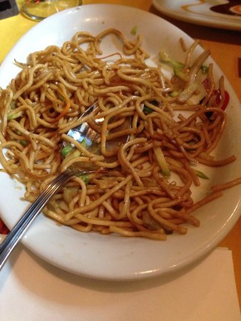 Red Dragon Chinese Restaurant : Noodle?