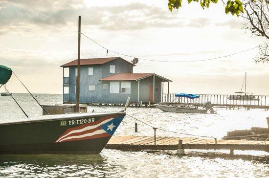 Parador Boquemar: Beach View