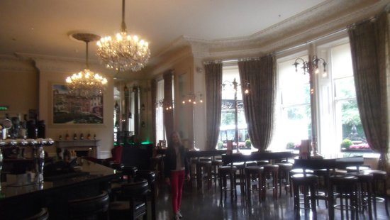 The Shelbourne Dublin, A Renaissance Hotel: No. 27 Bar & Lounge