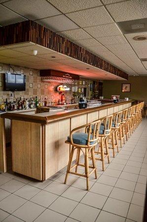 Parador Boquemar: Restaurant Bar