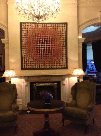 The Shelbourne Dublin, A Renaissance Hotel: Lord Mayor room