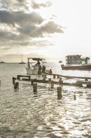 Parador Boquemar: Ocean View
