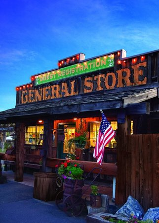Mtn. View RV Park : Git what you need in our General Store