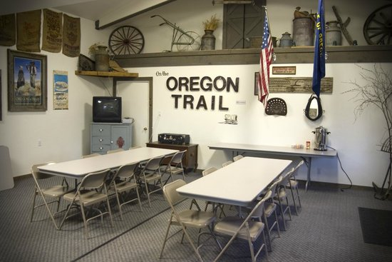 Mtn. View RV Park: Meeting room available
