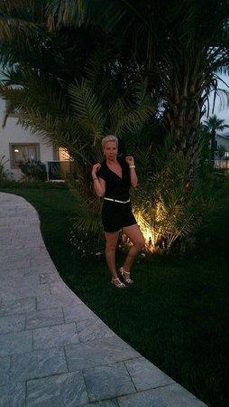 Palm Wings Beach Resort: Прекрасный вид.