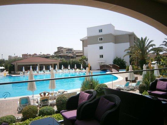 Paloma Oceana Resort: la piscine calme