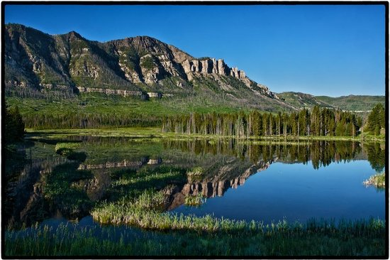 Soda Butte Lodge: Chief Joseph Scenic HWY 296
