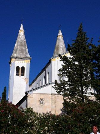 TUI SENSIMAR Medulin: two towers local church