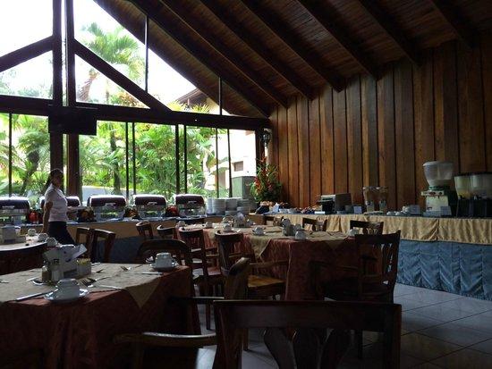 Arenal Paraiso Hotel Resort & Spa: Breakfast Buffet