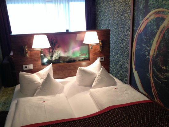 Hotel Sonne: Our room
