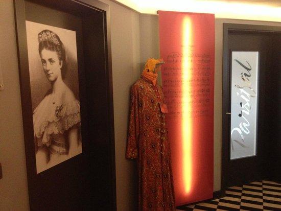 Hotel Sonne: Hallway