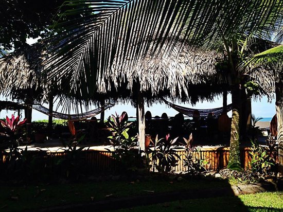 Sandpiper Hotel: Relaxing