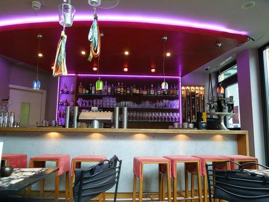 Hotel Sonne : Cafe near the lobby
