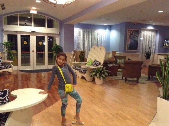 Hotel Indigo Sarasota: Lobby
